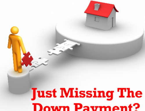 DOWN PAYMENT assistance programs available in our area.